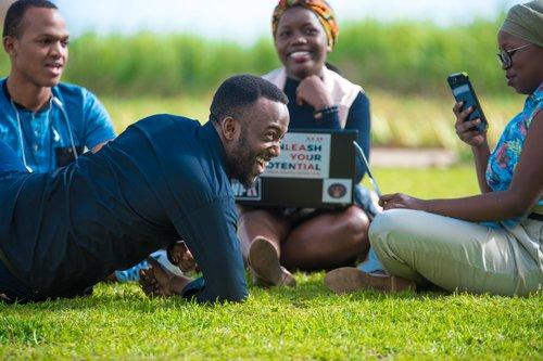 African Leadership University Hero